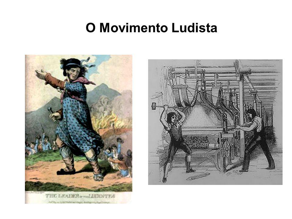 O Movimento Ludista