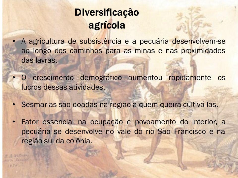 Diversificação agrícola