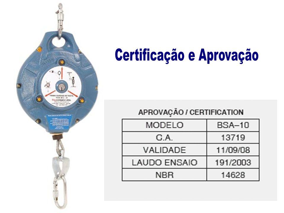 Certificação e Aprovação