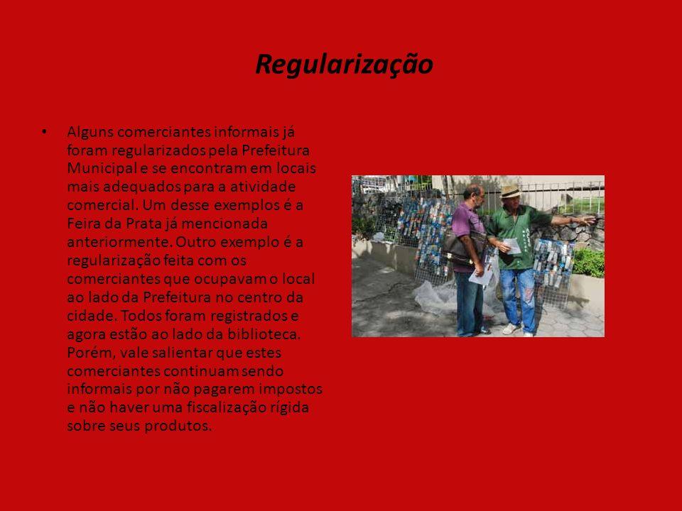 Regularização