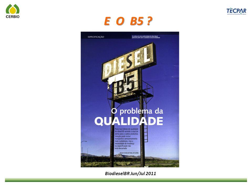 E O B5 BiodieselBR Jun/Jul 2011