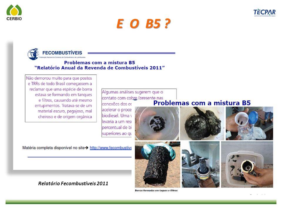 E O B5 Relatório Fecombustíveis 2011