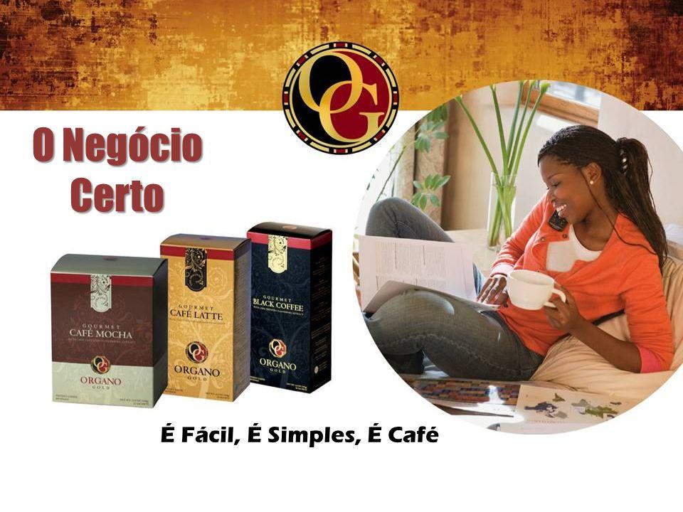 O Negócio Certo É Fácil, É Simples, É Café