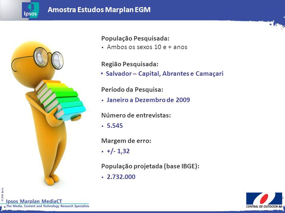 Amostra Estudos Marplan EGM
