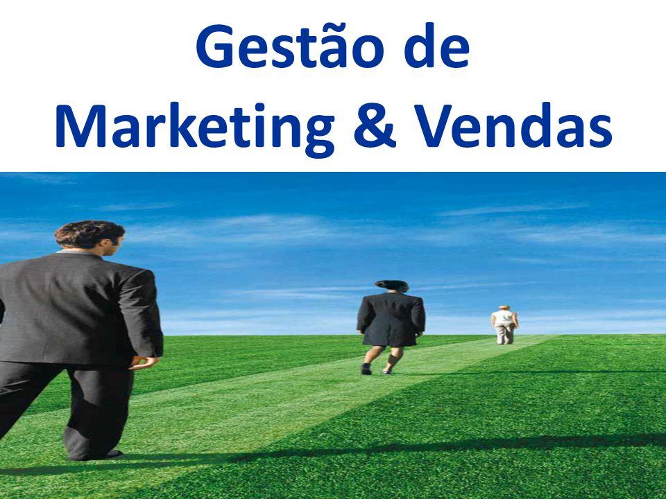Gestão de Marketing & Vendas
