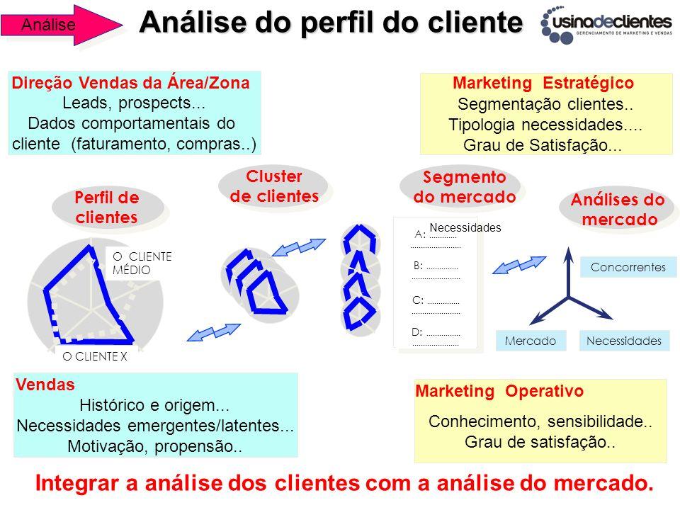 Análise do perfil do cliente