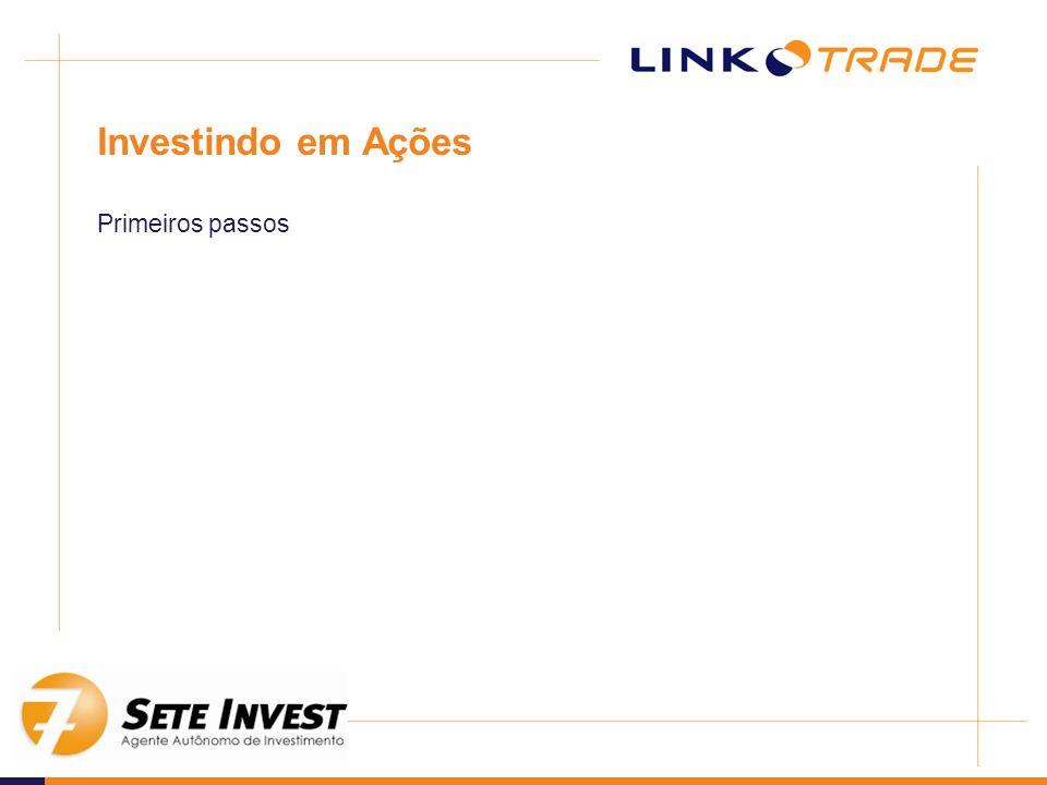 Investindo em Ações Primeiros passos 40
