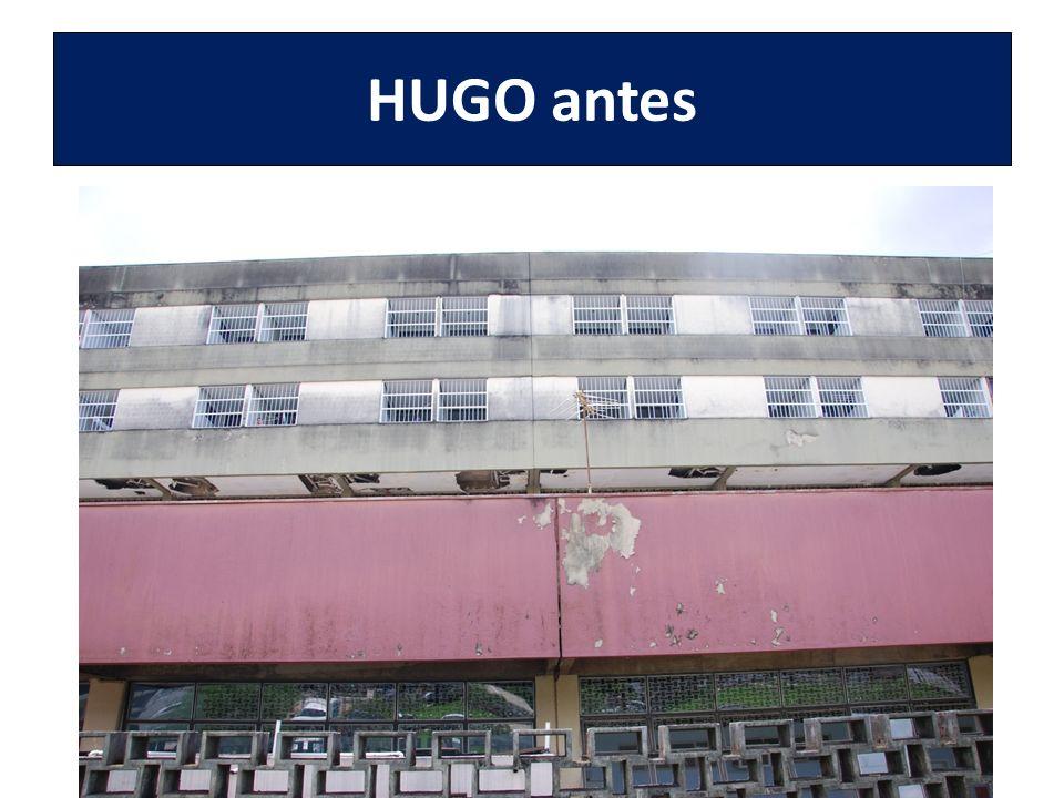 HUGO antes