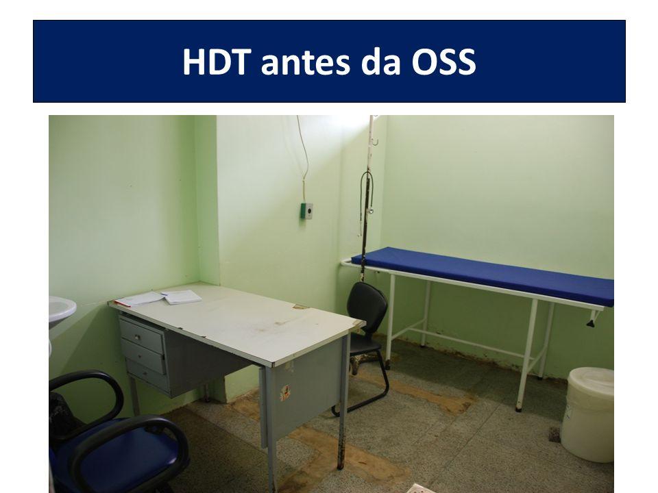HDT antes da OSS