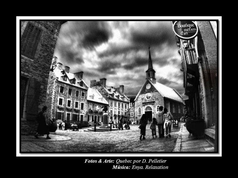 Fotos & Arte: Quebec por D. Pelletier