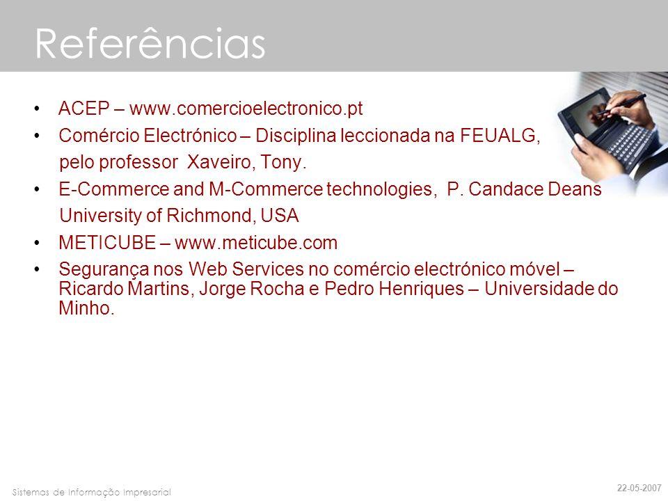 Referências ACEP – www.comercioelectronico.pt