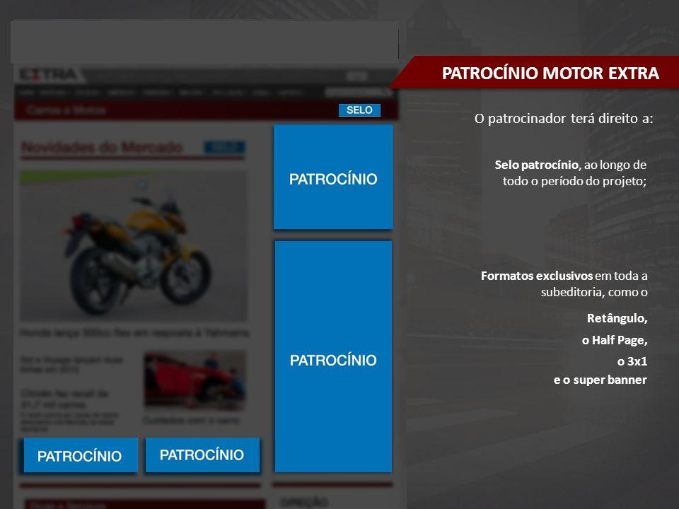 PATROCÍNIO MOTOR EXTRA