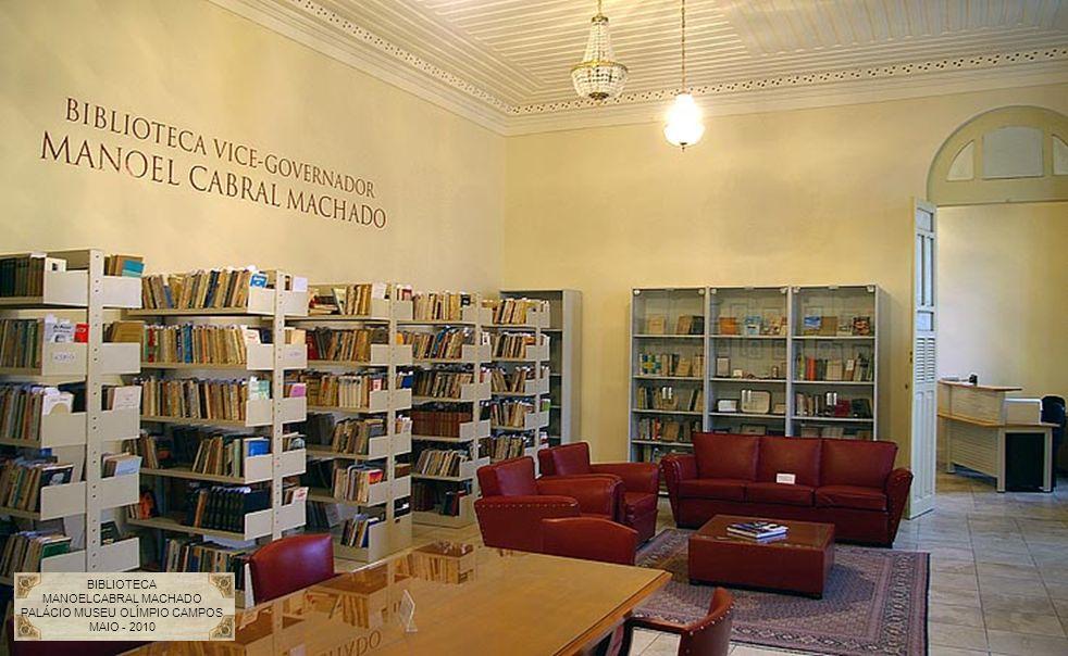 PALÁCIO MUSEU OLÍMPIO CAMPOS