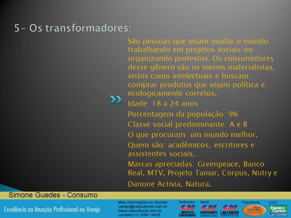 5- Os transformadores: