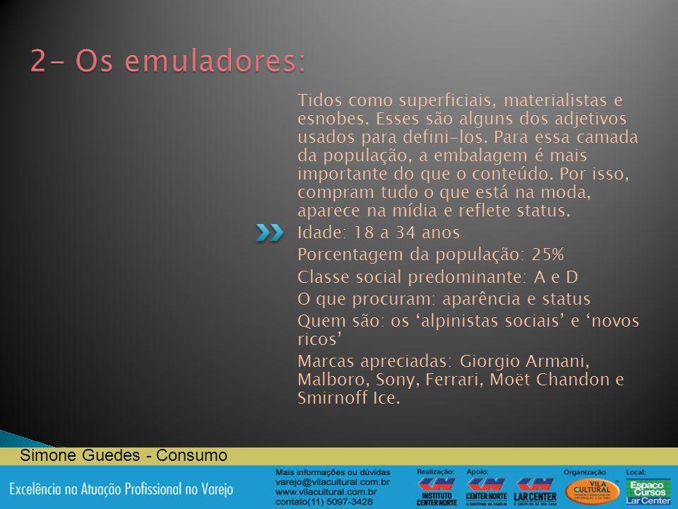2- Os emuladores: