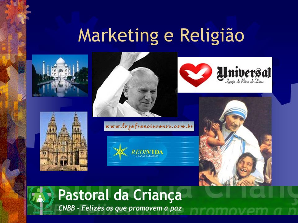 Marketing e Religião