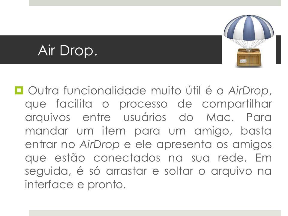 Air Drop.