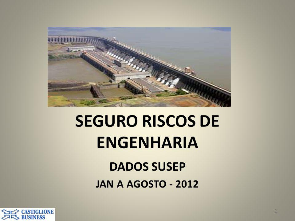 SEGURO RISCOS DE ENGENHARIA