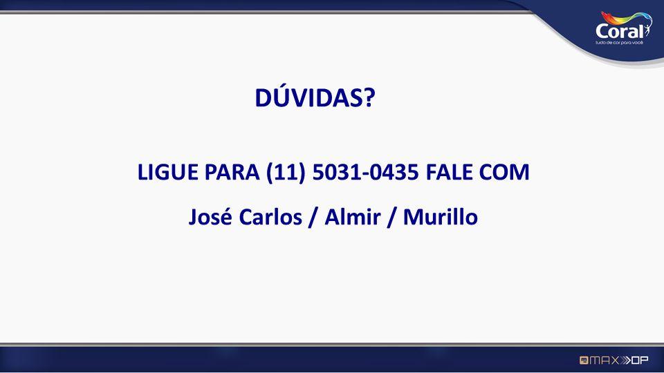José Carlos / Almir / Murillo