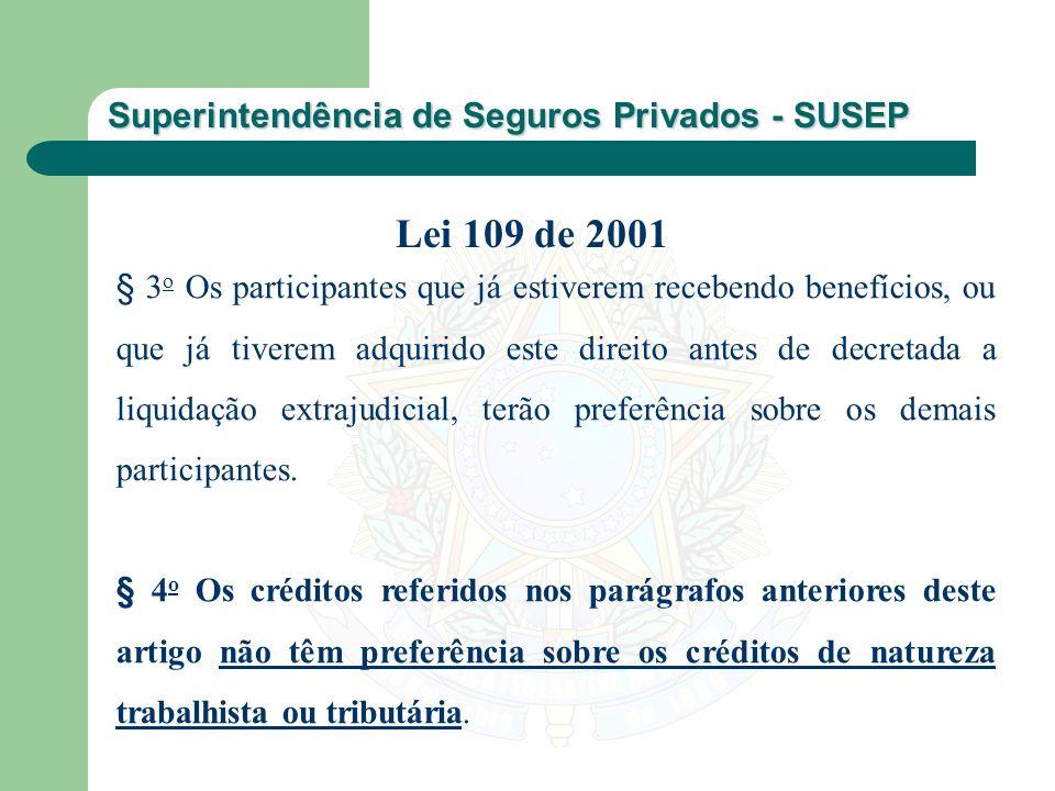 Lei 109 de 2001