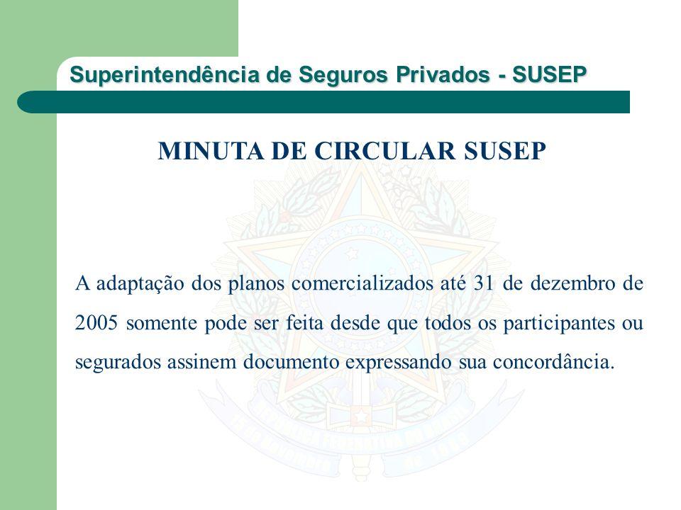 MINUTA DE CIRCULAR SUSEP