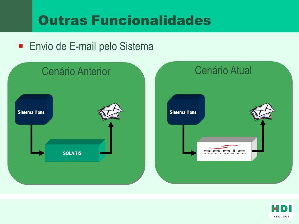 Outras Funcionalidades