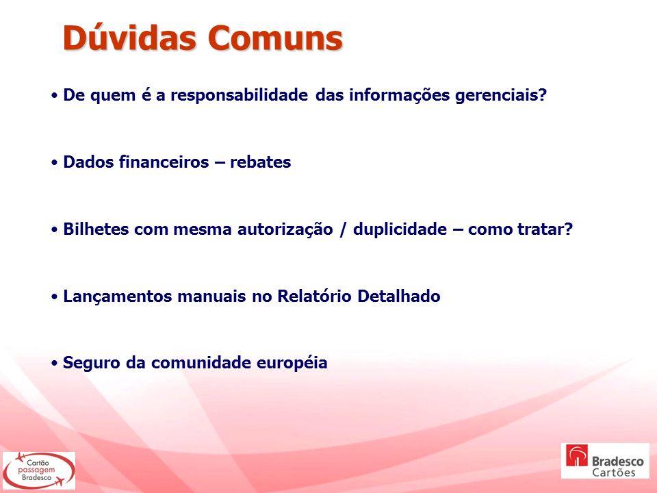 Dúvidas Comuns De quem é a responsabilidade das informações gerenciais Dados financeiros – rebates.