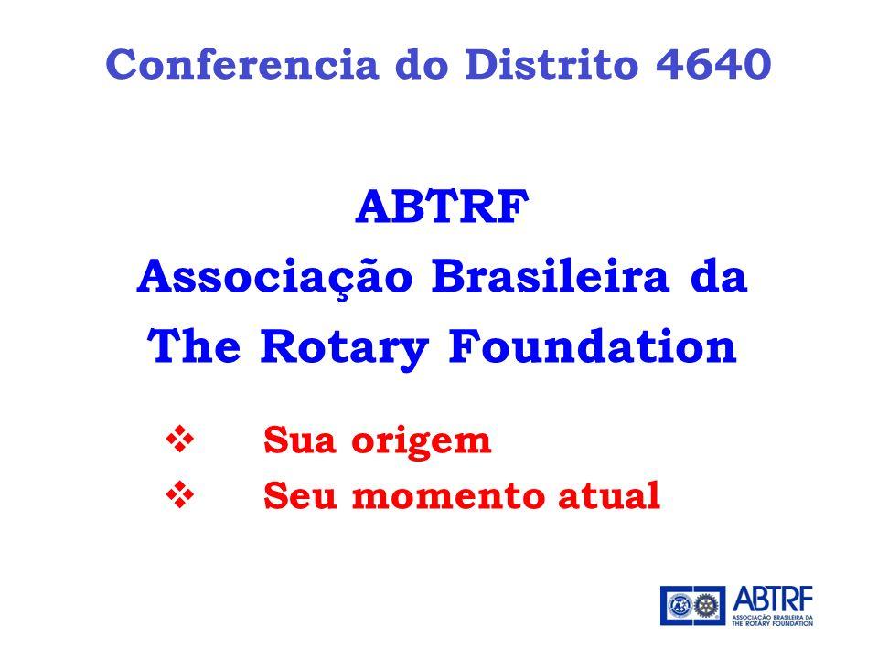 Conferencia do Distrito 4640
