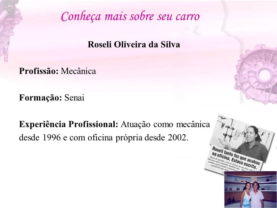 Roseli Oliveira da Silva
