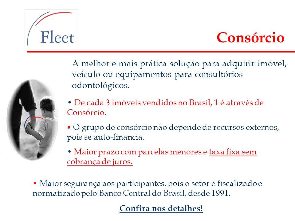 Consórcio A melhor e mais prática solução para adquirir imóvel, veículo ou equipamentos para consultórios odontológicos.