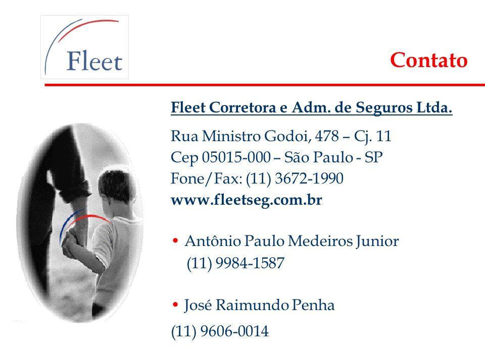 Contato Fleet Corretora e Adm. de Seguros Ltda.