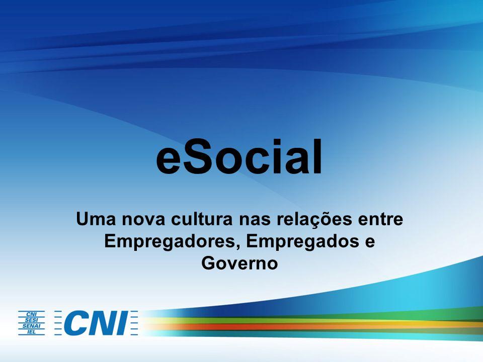 Uma nova cultura nas relações entre Empregadores, Empregados e Governo