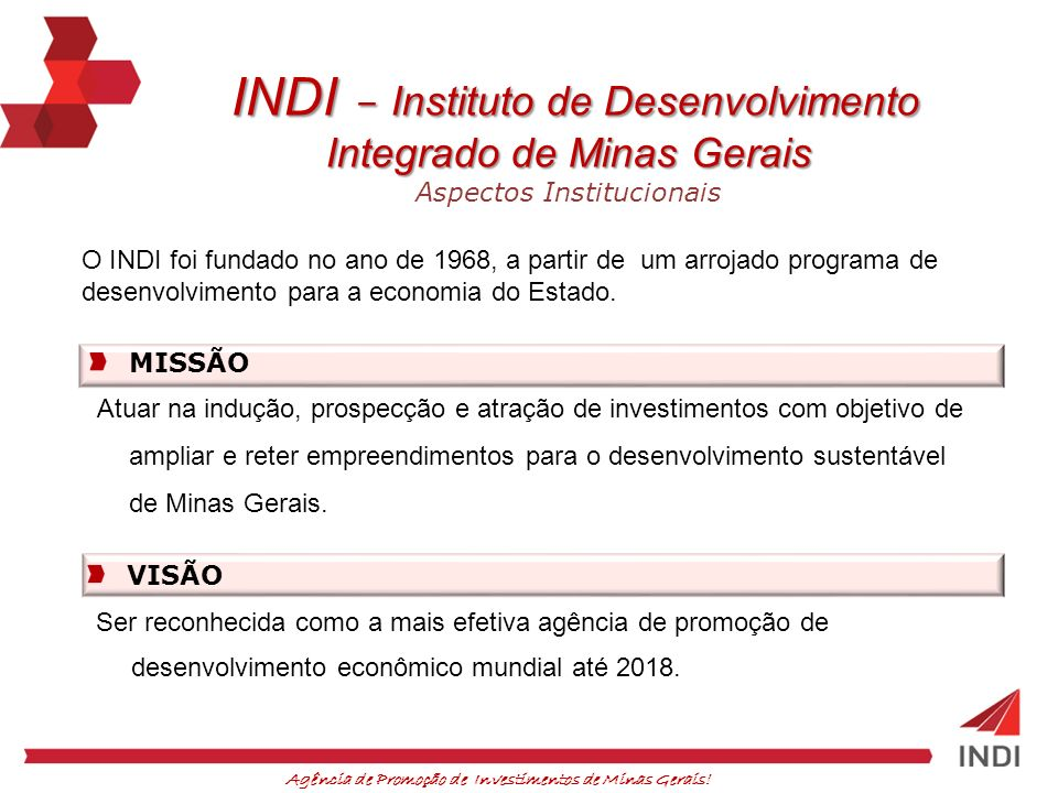 Integrado de Minas Gerais