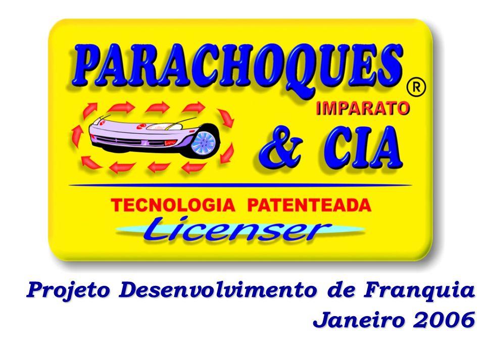 Projeto Desenvolvimento de Franquia Janeiro 2006