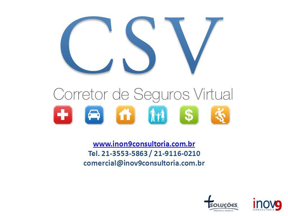 www. inon9consultoria. com. br Tel