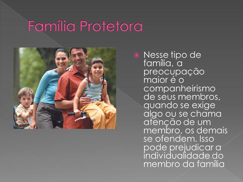 Família Protetora