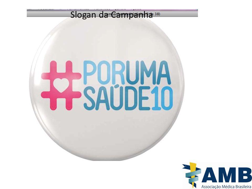 Slogan da Campanha