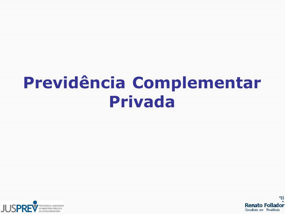 Previdência Complementar Privada
