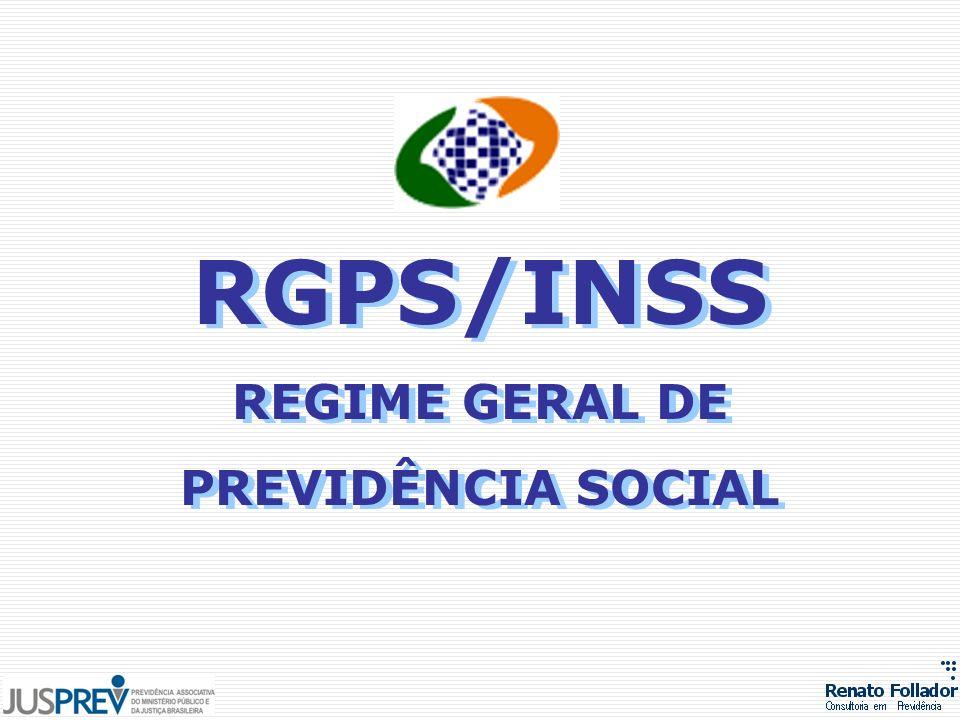 RGPS/INSS REGIME GERAL DE PREVIDÊNCIA SOCIAL Homem das cavernas....