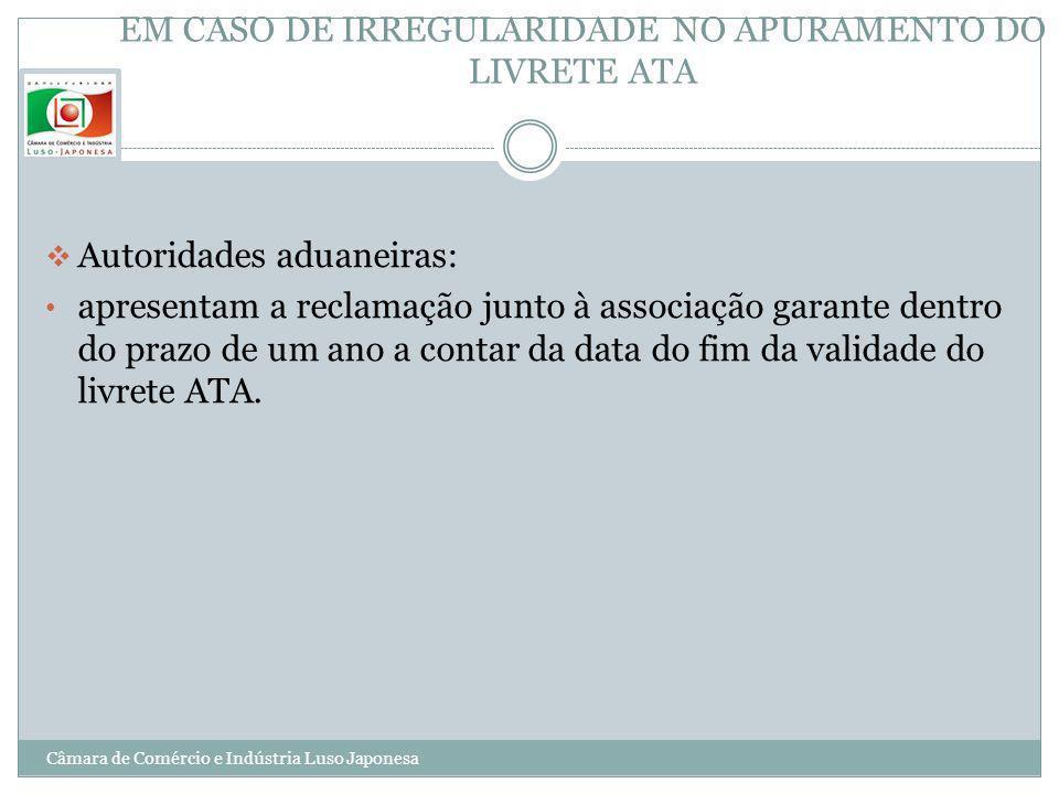 EM CASO DE IRREGULARIDADE NO APURAMENTO DO LIVRETE ATA