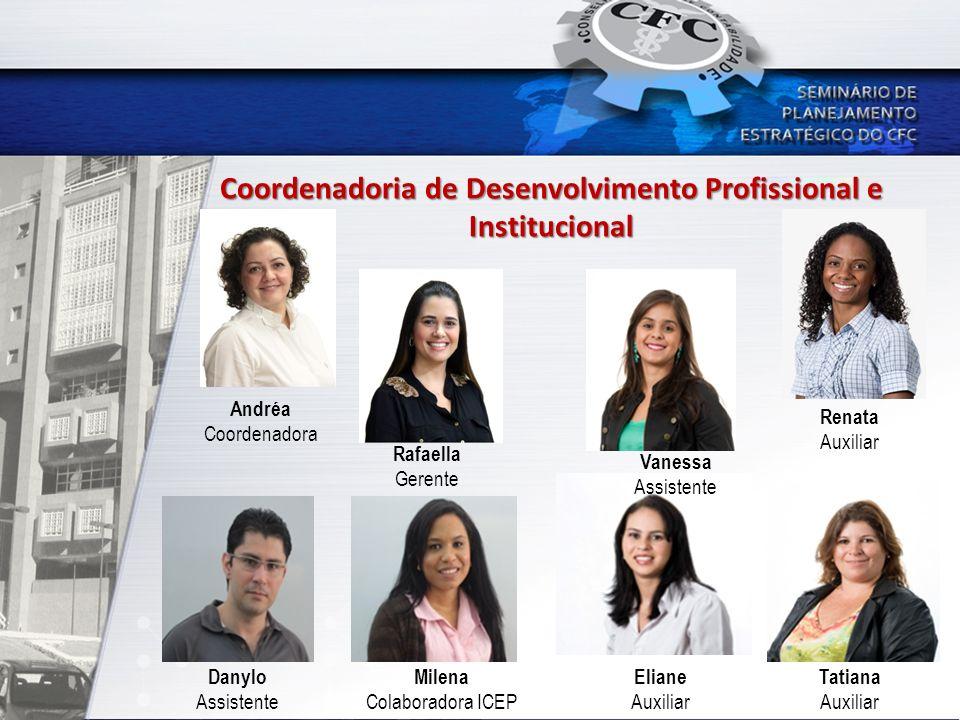 Coordenadoria de Desenvolvimento Profissional e Institucional