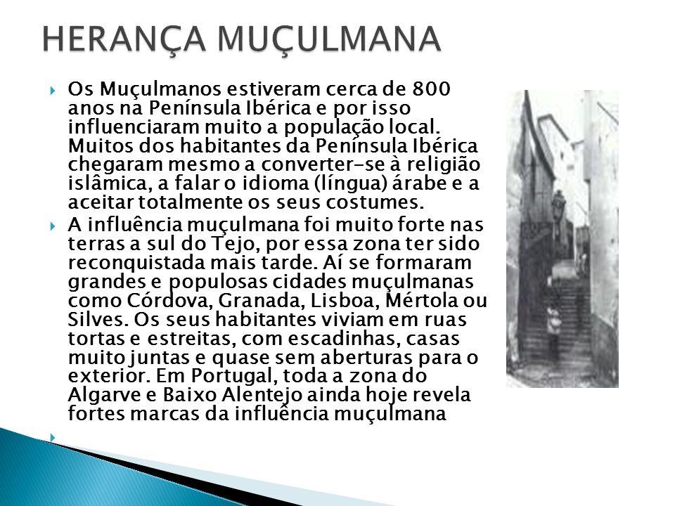 HERANÇA MUÇULMANA