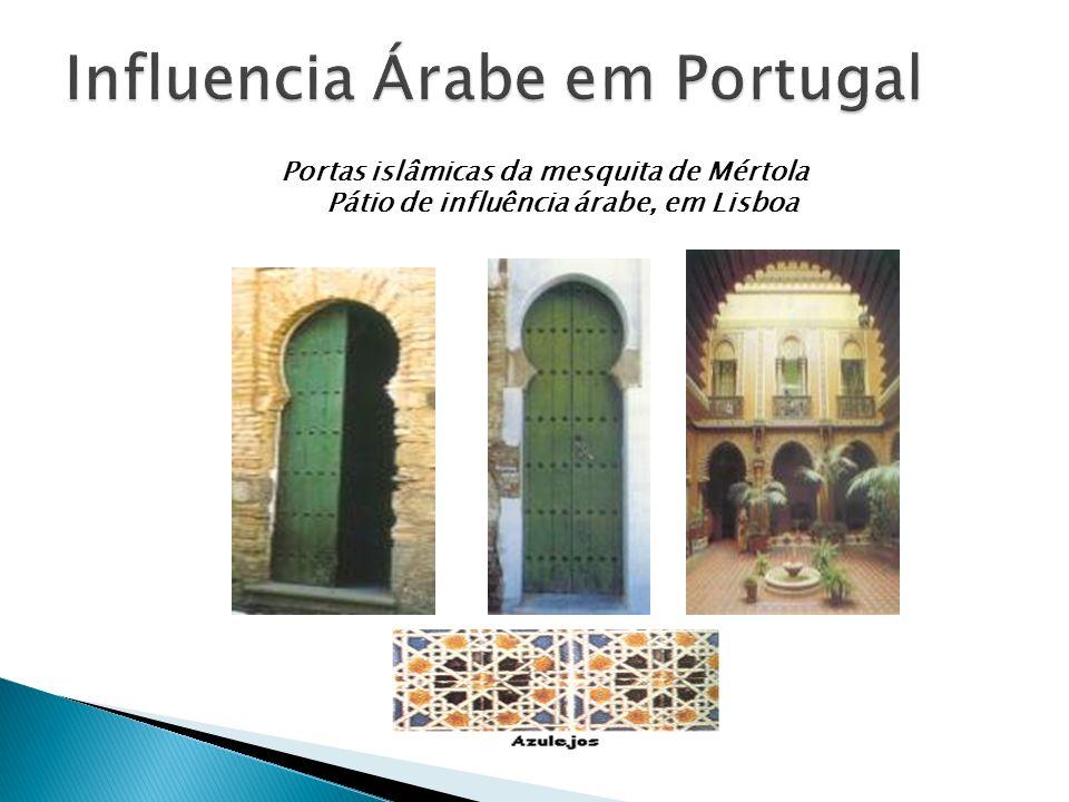 Influencia Árabe em Portugal