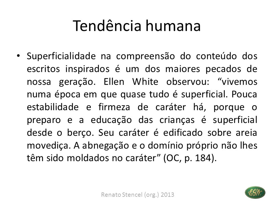 Tendência humana