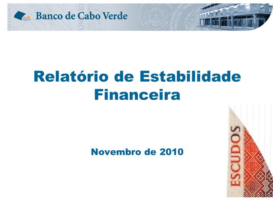 Relatório de Estabilidade Financeira