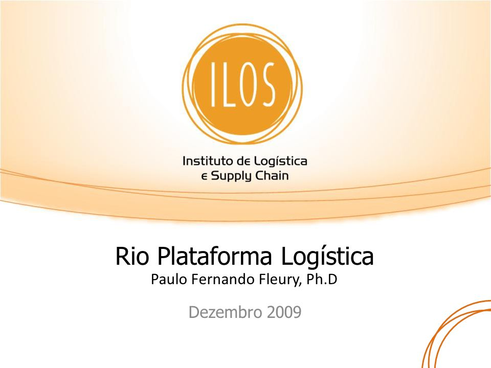Rio Plataforma Logística
