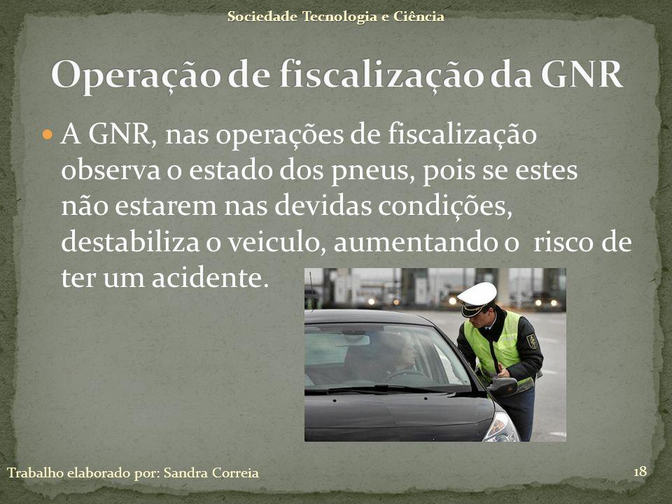 Operação de fiscalização da GNR