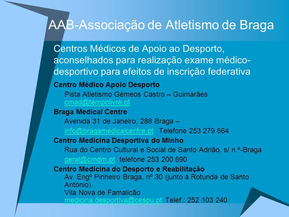 AAB-Associação de Atletismo de Braga