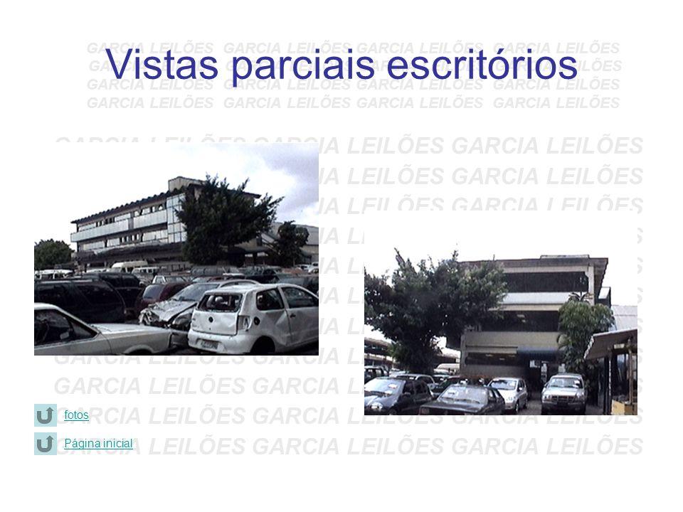 Vistas parciais escritórios