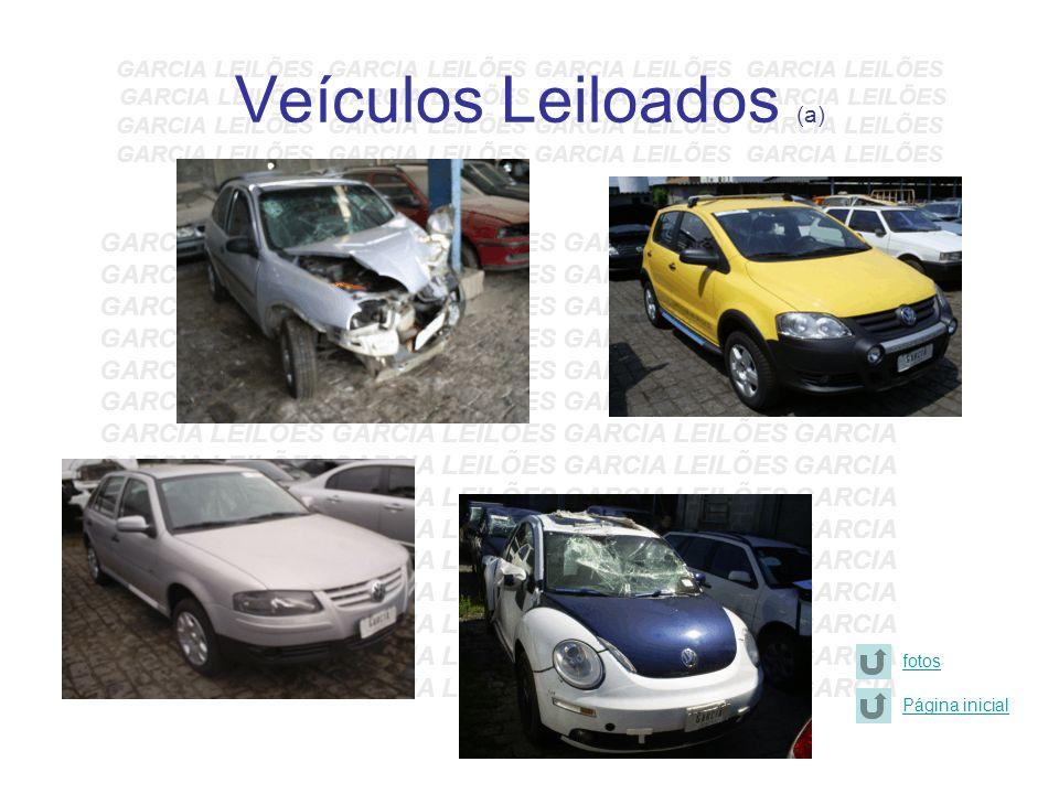 Veículos Leiloados (a)